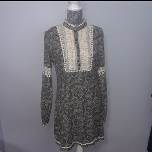 Freepeople Lace Victorian Dress